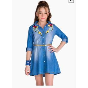 5963305a4e Vestido Infantil Diforini - Vestidos Meninas Outros Tipos no Mercado ...