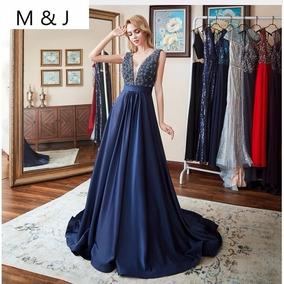 36ab84f39 Costos De Velarias Vestidos Noche Mujer - Vestidos Azul en Yucatán ...