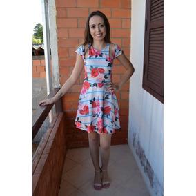 bd2c15d04 Kit 2 Vestido Boneca Princesa Rodado De Flores - Calçados