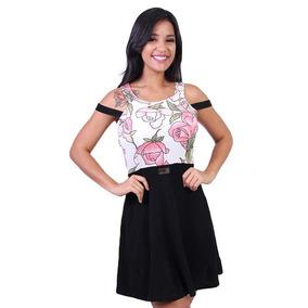 12cf7428fae Fashion Vestido Estampado Marca Esoterica no Mercado Livre Brasil