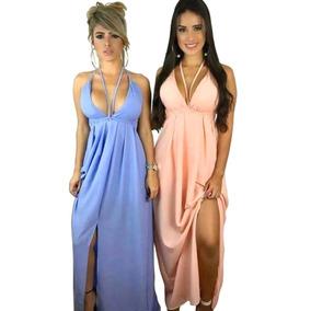 3d81812ecd Vestido Instagram - Vestidos Casuais Longos Femininas no Mercado ...