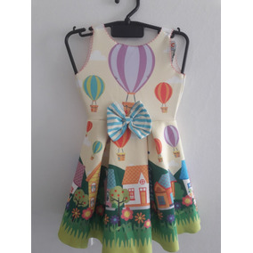 d5b207aff3 Vestido Infantil Menina 6 Anos - Vestidos Meninas Violeta no Mercado ...