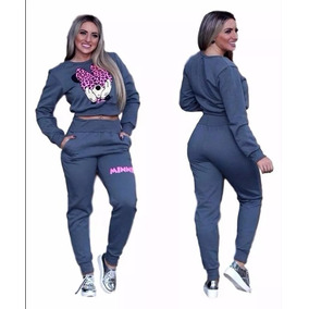 30287380166 Conjunto Moletom Feminino Nike - Calçados