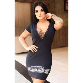 7ffea03b9 Mafia Brasileira Macacao - Vestidos Outros Tipos Femininas no Mercado Livre  Brasil