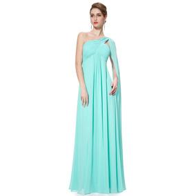 7341849be Vestido Festa Longo Importado Brecho Azul Royal - Vestidos De Festa ...