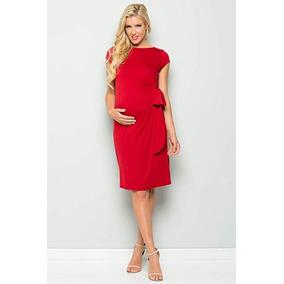 504543006b69c Vestido Casual Maternidad Fiesta 11 Talla L Marca My Bump