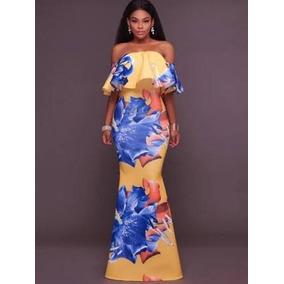 e66b17e42 Vestido Color Amarillo Canario - Vestidos de Mujer en Nuevo León en ...