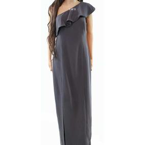 e15b4c966e Nuevo Vestido De Fiesta Largo Noche Calvin Klein Talla 10