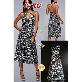 3d6950c63c Vestidos Largos Bonitos Casuales - Vestidos de Mujer en Mercado ...
