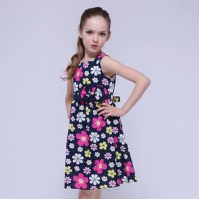 55fed1e6c Vestidos Verano 2016 Importados - Vestidos Niñas en Mercado Libre Perú