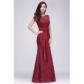 a102a1a1fe Lugo Vestidos De Noche Mujer - Vestidos 3 en Yucatán en Mercado ...