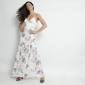 998fddf2c Vestido Fabulous Agilita Rosas - Vestidos no Mercado Livre Brasil