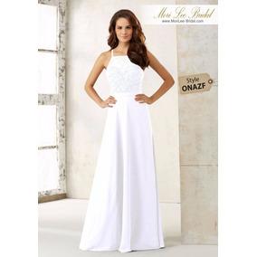 Vestidos para novias en boda civil