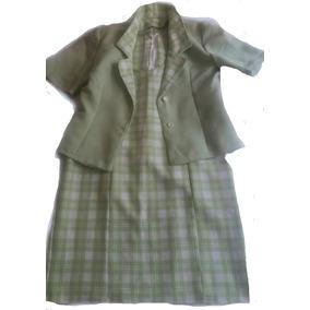 Vestidos con saco manga corta