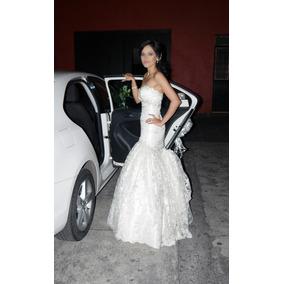 Vestidos de novia usados sirena