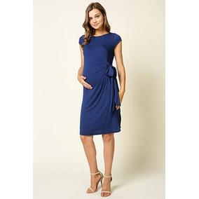 468e941cc Vestidos Maternos Casuales Mujer Distrito Federal - Vestidos Azul ...