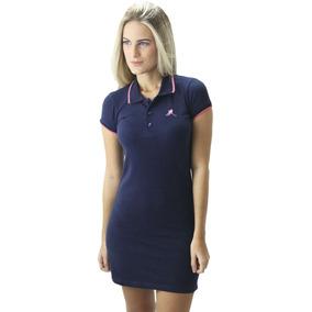 e5a3ae631 Kit Vestido Polo - Vestidos Femininas Azul escuro no Mercado Livre ...