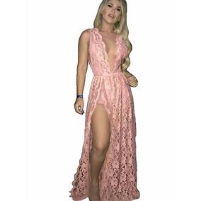 10185f565a Macacão Para Reveillon De Festa Longos Feminino - Vestidos no ...