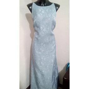 96df08faf Vestido Azul Grisaseo Talla 7 Karen Kein
