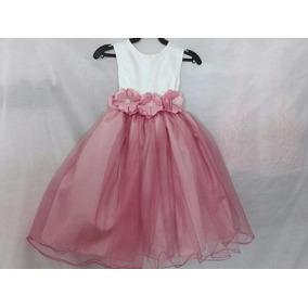 d2eeee0f6 Vestidos De Fiesta Para Niñas Color Palo De Rosa en Jalisco en ...