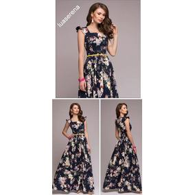 2040256cec Vestido De Seda Cori - Vestidos De Festa Longos Femininas no Mercado ...