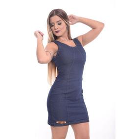 7d3c413e60 Vestido Curto Com Decote Nas Costas E Telinha Tamanho G - Vestidos ...