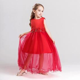 a21dc2f78 Vestido Princesa Diana - Vestidos De Fiesta para Niñas en Mercado ...