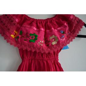 3815d62c6 Vestidos Artesanales Mexicanos Para Niñas en Mercado Libre México