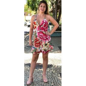 3b5dd6f27 Vestido Chita Vestidos - Vestidos Casuais Femininas no Mercado Livre ...