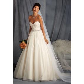595b84600c Vestido De Novia Usado - Vestidos De Novia Largos para Mujer en ...