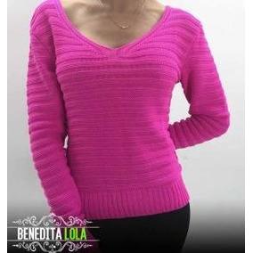 2b14b1ece Blusa Tricot Tendencia no Mercado Livre Brasil