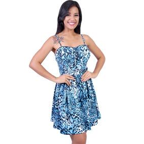 dfa6719252a Vestido Estampado Malagueta - Vestidos Casuais Femininas em Amazonas ...