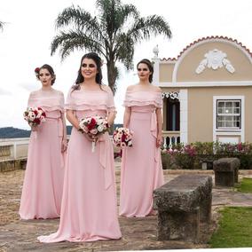 50f9ba810 Vestido Madrinha Azul Bebe Tamanho Gg - Vestidos Longos GG Femininas no  Mercado Livre Brasil