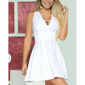 654ec37d83 Vestido Elaborado En Ojalillo - Vestidos Casuales para Mujer en ...