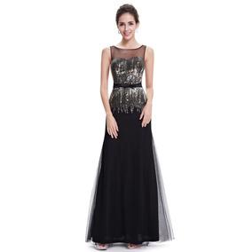 7a12b99044 Vestidos Ajustados Al Cuerpo - Vestidos Largos de Mujer M en Mercado ...