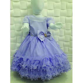 9a154c9fb6 Vestido Fantasia De Princesa 15 Anos - Vestidos no Mercado Livre Brasil