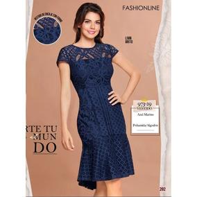 5e971c9cd4903 Vestido Cklass 938 29 - Vestidos de Mujer en Mercado Libre México