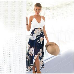 bc1b0c7273 Faldas Largas Americanas - Vestidos Casuales para Mujer en Mercado ...