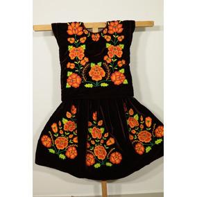 bea864ce4a Huipil Vestido Niña en Mercado Libre México