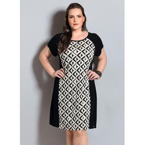 9e165267a5 Vestido Plus Size Para Trabalhar - Vestidos Casuais Femininas em ...
