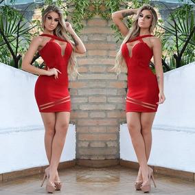 a5d88c45f35 Vestidos Roupas Feminina Festa Curtos Moda Blogueira Panicat. R  89 90