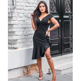 52e2e7f7b Vestido Longo Com Saia Plissada - Vestidos Casuais Curtos Femininas ...