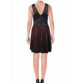 26a240107 Nuevo Vestido De Fiesta Noche Cortos Armani Original Talla 2