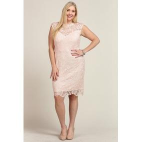 fce25d609 Vestidos Para Bautizos Mujer - Vestidos de Mujer Rosa claro en ...