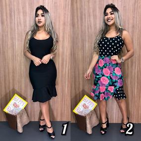 f98110f93 Roupas Femininas Atacado Barato - Vestidos Preto no Mercado Livre Brasil
