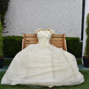8ee6a5e17 Estola Blanca Para Vestido De Novia O Quince Años - Ropa