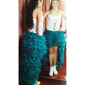 3febaa1ba Hermoso Vestido Cruzado Atras 15 Anos - Vestidos en Mercado Libre Argentina