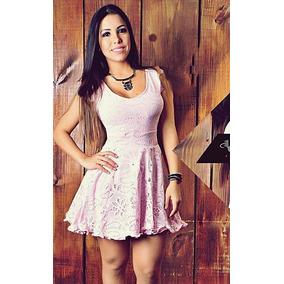 171166f9b Cuba Rosa Ondulada - Vestidos Femininas no Mercado Livre Brasil