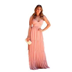 786146b0d9 Modelos De Vestidos De Viscose Festa Longos Feminino - Vestidos De ...