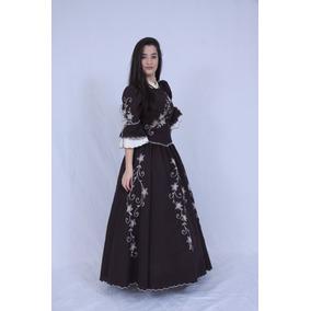 afd75b1d670f1 Vestido Prenda Gaucha Saia - Calçados